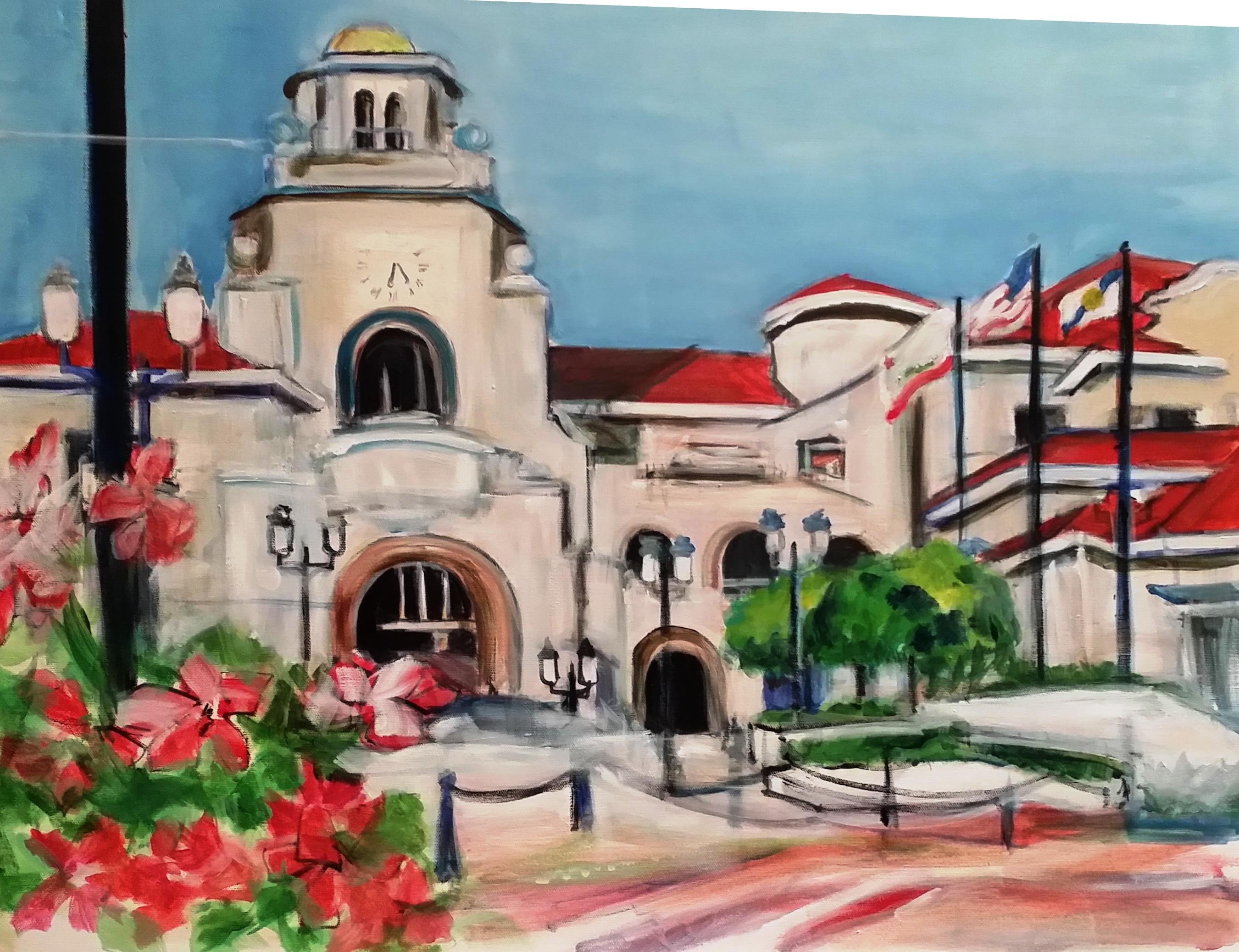 city hall martland
